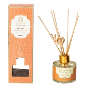 VEDA REED DIFFUSER 120ml - Kapha (Sage Mint)