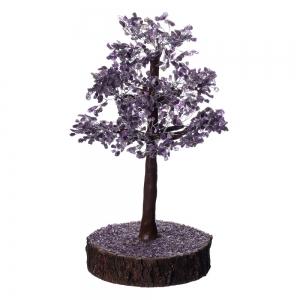 CRYSTAL TREE - Amethyst 1000 Chips 40cm