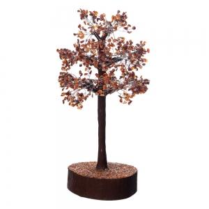 CRYSTAL TREE - Carnelian 1000 Chips 40cm