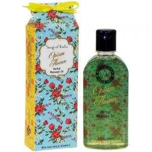 Opium Flower Massage Oil 100ml