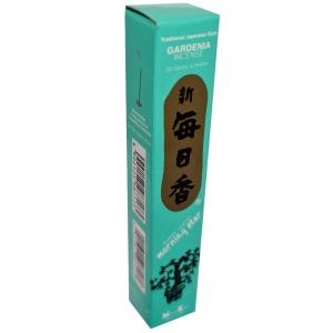 Morning Star - Gardenia 50 Bambooless Incense Sticks with Holder