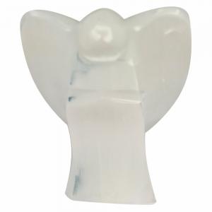 SELENITE - Angel 10cm