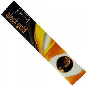 Nandita Incense 15gms - Black Gold
