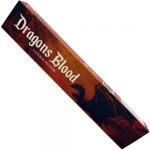 NEW MOON 15gms - Dragons Blood Incense