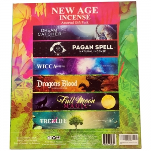 NEW MOON 15gms - New Age Series Incense Gift Set