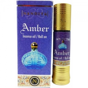 Nandita Amber Perfume Oil 8ml