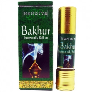 Nandita Bakhur Perfume Oil 8ml