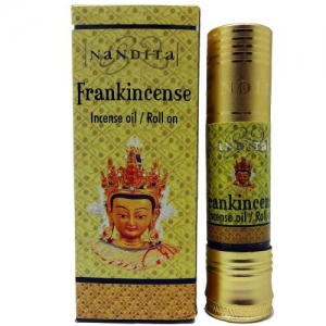 Nandita Frankincense Perfume Oil 8ml