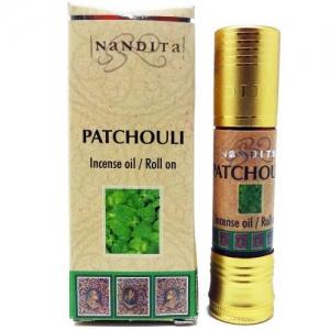 Nandita Patchouli Perfume Oil 8ml