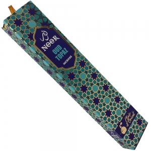 Noor Incense 15gms - Oud Topaz
