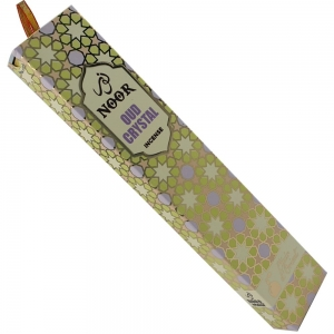 Noor Incense 15gms - Oud Crystal