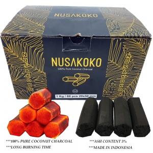 Nusakoko Coconut Charcoal 1Kg