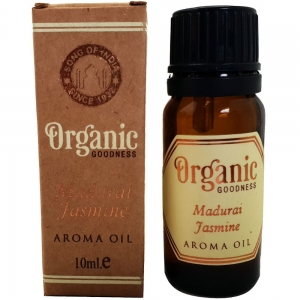 Organic Goodness Aroma Oil 10ml - Jasmine