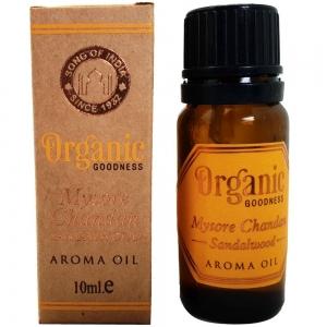 Organic Goodness Aroma Oil 10ml - Sandalwood