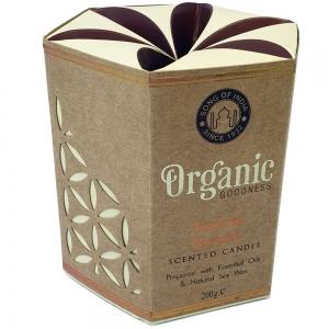 Organic Goodness Soy Candle 200gms Jasmine