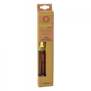 ORGANIC GOODNESS SPRAY - Patchouli Vanilla 12ml