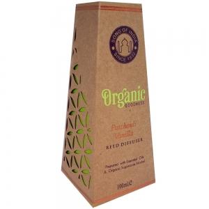 Organic Goodness Reed Diffuser 100ml Patchouli Vanilla