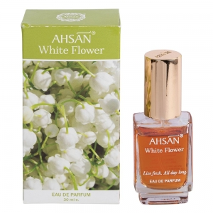 PERFUME - AHSAN White Flower Spray 30ml