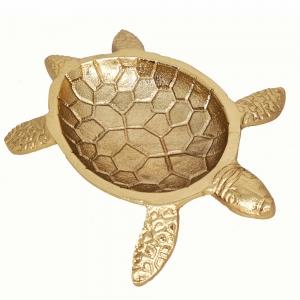 TRAY - Aluminium Tortoise 16.5cm