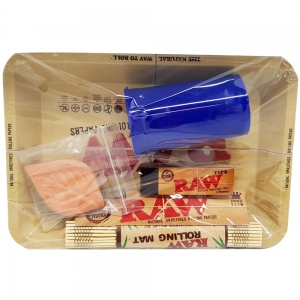 Raw Tray Gift Set Small - 12cm x 18cm