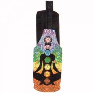 YOGA BOTTLE BAG - Chakra Meditation Multi