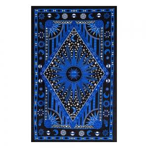 TAPESTRY - Burning Sun Blue 140cm x 210cm