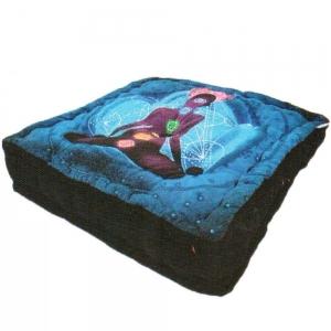 SQUARE CUSHION - Meditation Blue 10X40cm