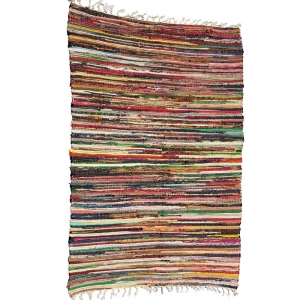 120cm x 180cm - Recycled Cotton Rug