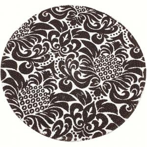 Round Cotton Table Mat 37cm - Cream