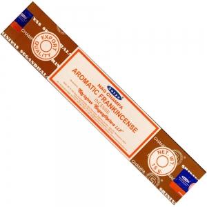 Satya 15gms - Aromatic Frankincense Incense