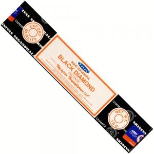 Satya 15gms - Black Diamond Incense