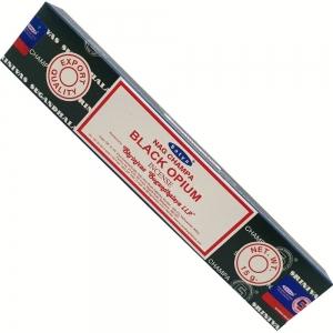 Satya 15gms - Black Opium Incense