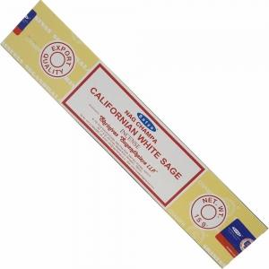 Satya 15gms - California White Sage Incense