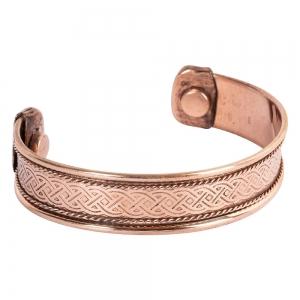 COPPER BRACELET - Celtic Knot