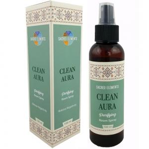 Sacred Elements Clean Aura Spray 100ml