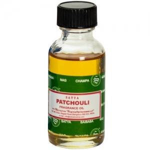 Satya Patchouli Fragrant Oil 30ml