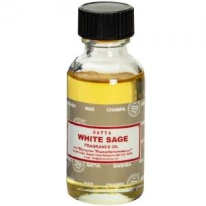 Satya White Sage Fragrant Oil 30ml