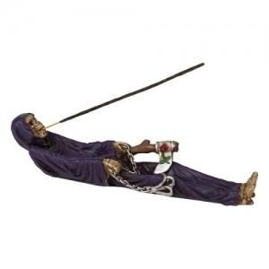 Purple Reaper Incense Burner