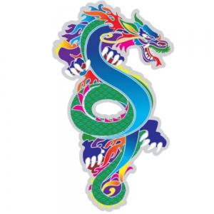 SUNCATCHER - Dragon