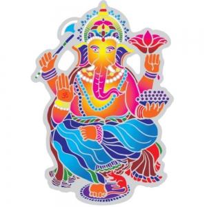 SUNCATCHER - Dancing Ganesha