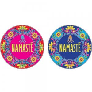 SUNLIGHT - Namaste Mandala 6cm