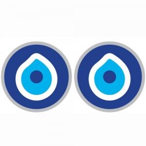 SUNLIGHT - Blue Eye of Protection 6cm
