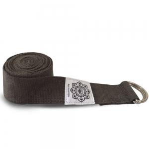 8ft Yoga Strap Grey