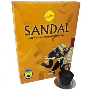 SREE VANI RESIN CUPS - Sandal