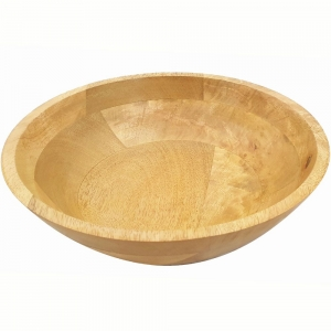 BOWL - Mango Wood 10cmx27cm
