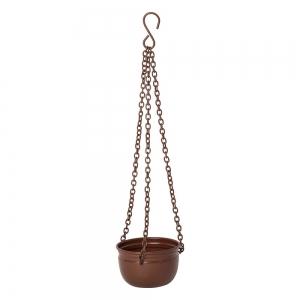 COPPER INCENSE BURNER - Hanging 10cmx 38cm