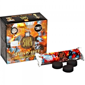 Soex Quick Lite Charcoal (8 Rolls)