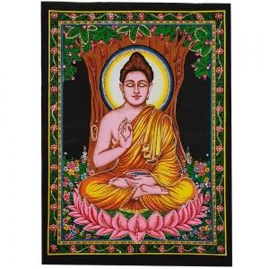 ALTAR CLOTH - Buddha Cotton 75cm x 100cm