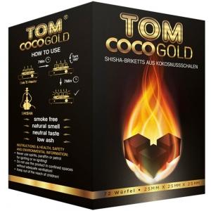 COCONUT CHARCOAL - TOM COCOCHA GOLD 1KG