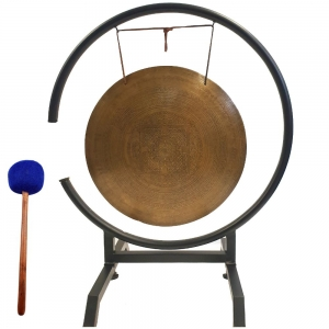 GONG - Mandala 50cm with Stand